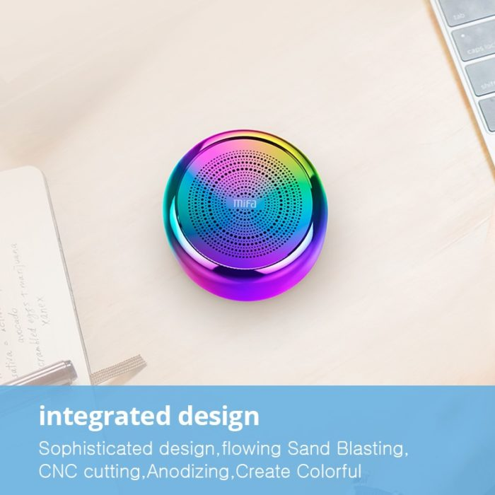 Small Bluetooth Speaker Portable Device