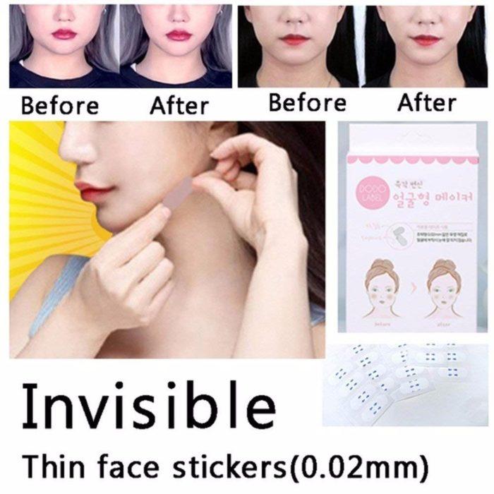 Face Lift Tape Anti-Wrinkle 40PC Set