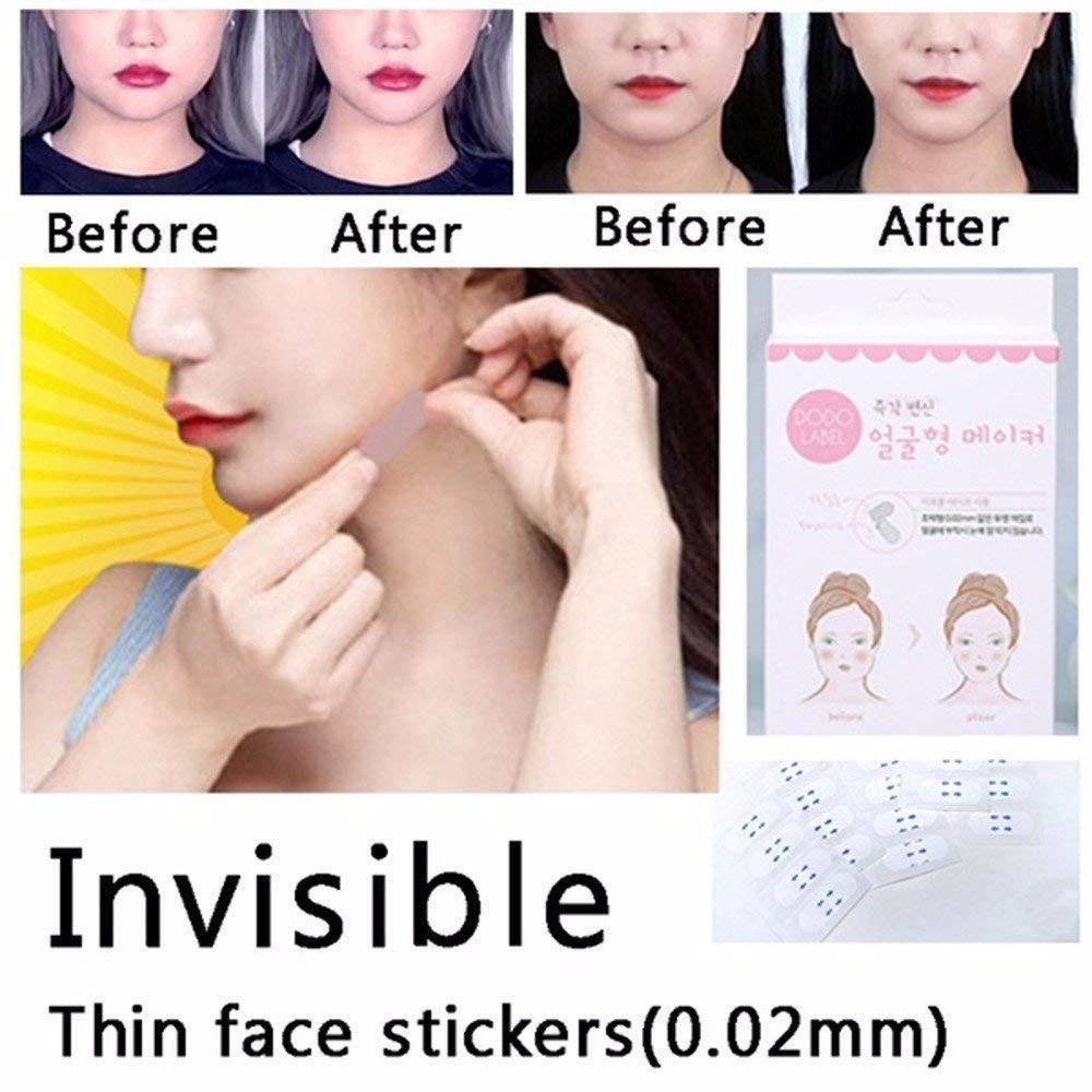 Face Lift Anti-Wrinkle Tape 40PC Set