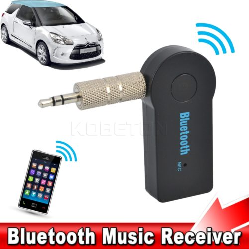 Bluetooth Jack Wireless Adapter