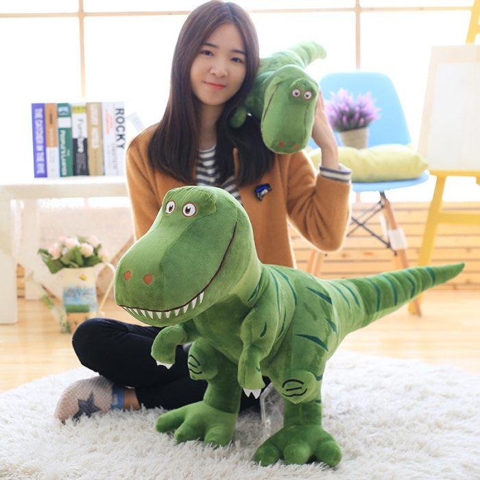 Dinosaur Figures Stuffed Toys