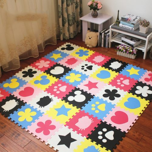 Foam Mats Children's Puzzle Play Mat
