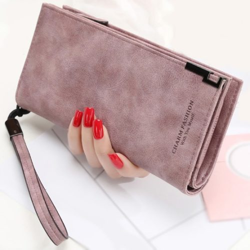 Wristlet Wallet Ladies Fashion Purse