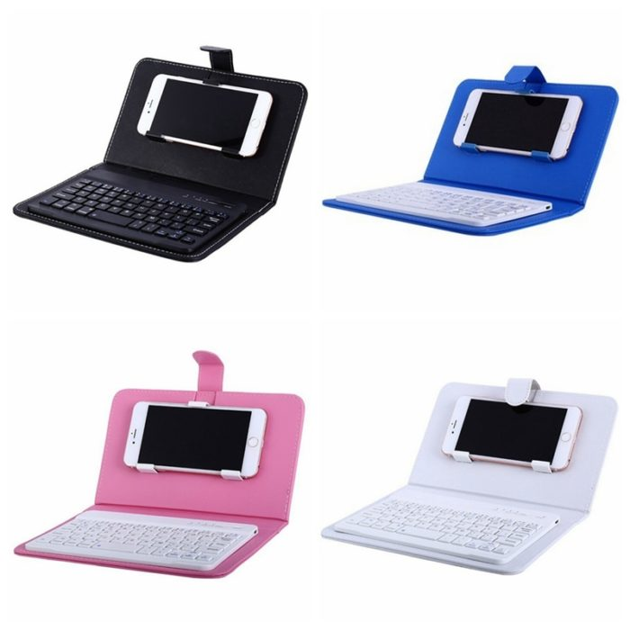Mini Keyboard Wireless Smartphones