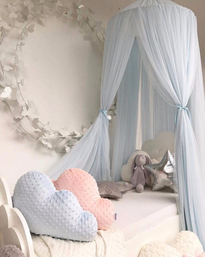 Mosquito Netting Crib/Bed Cover
