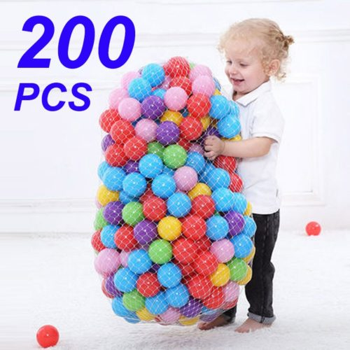 Kids Ball 200 Plastic Pieces