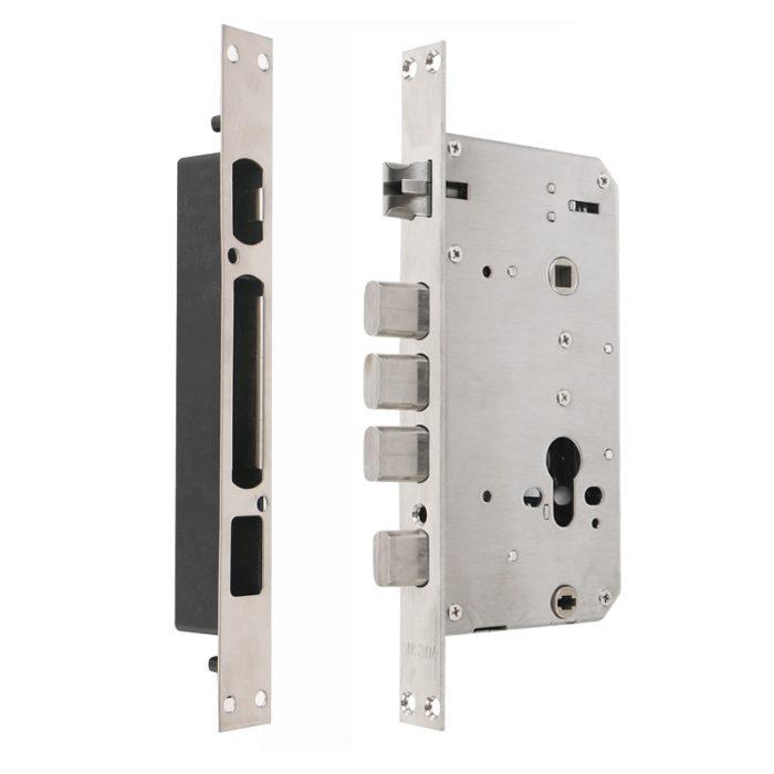 Fingerprint Door Lock Electronic Latch