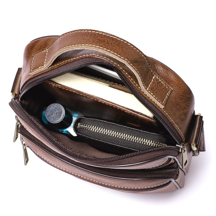 Sling Bag Men's Crossbody Bag