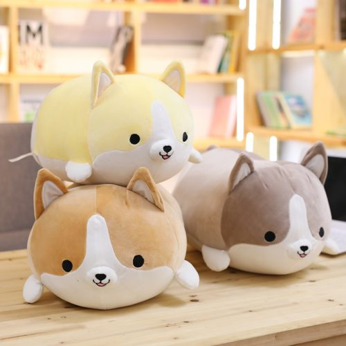 Cute Pillows Corgi Stuffed Toy