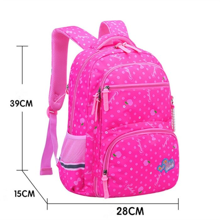 Middle School Backpack Teens Schoolbag