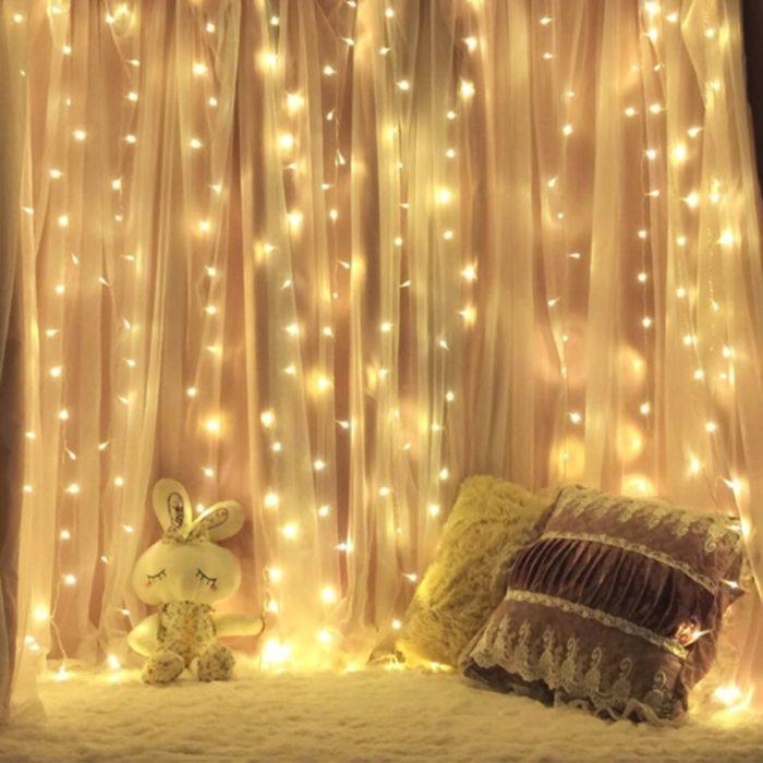 Fairy Light Curtain LED Decorations
