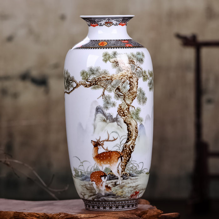 Chinese Vase Home Decoration