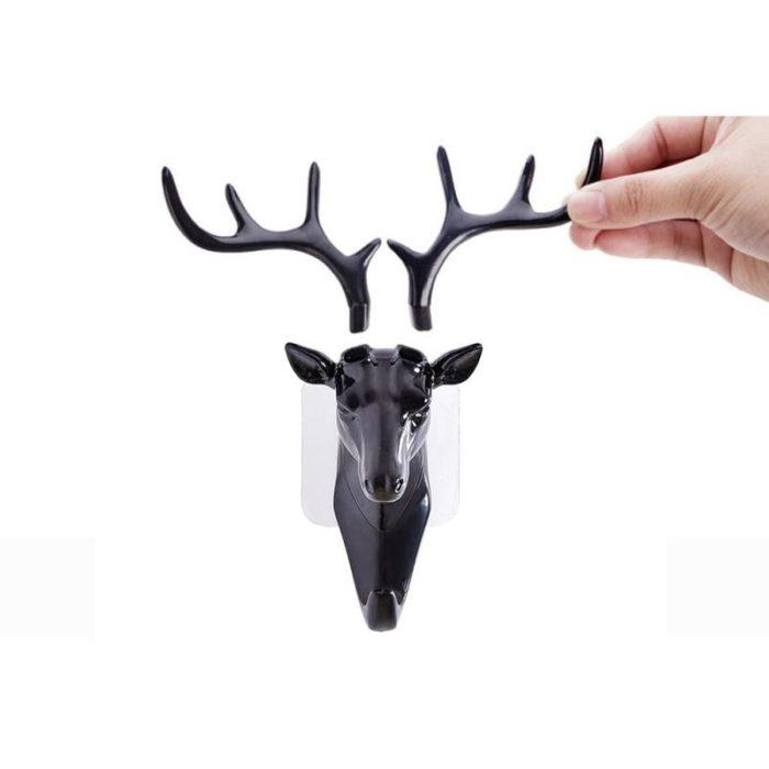 Deer Head Functional Decor