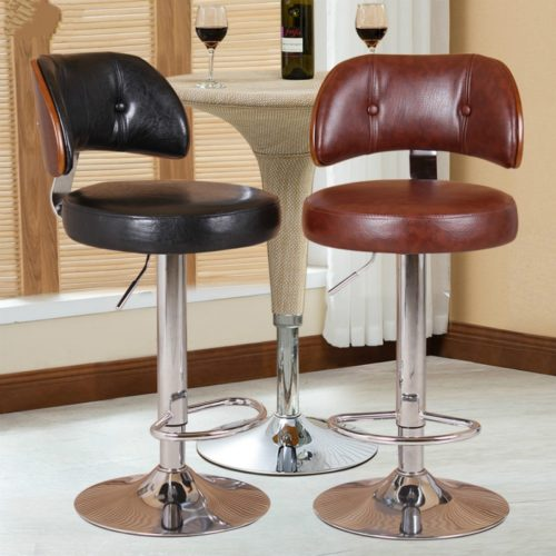 Bar Stools Rotating High Chair