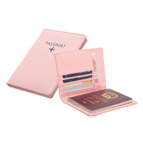 Travel Wallet Passport Case