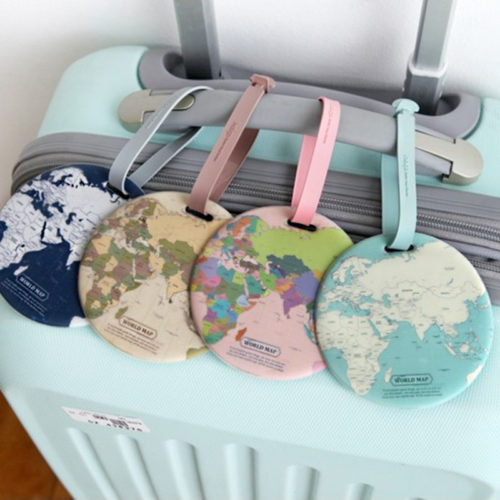Bag Tag Round Luggage Label