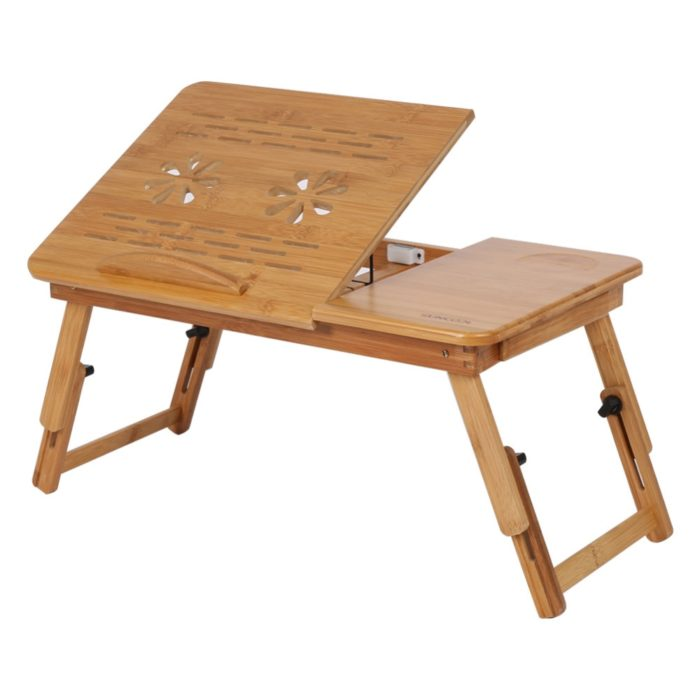 Laptop Lap Desk Foldable Mini Table