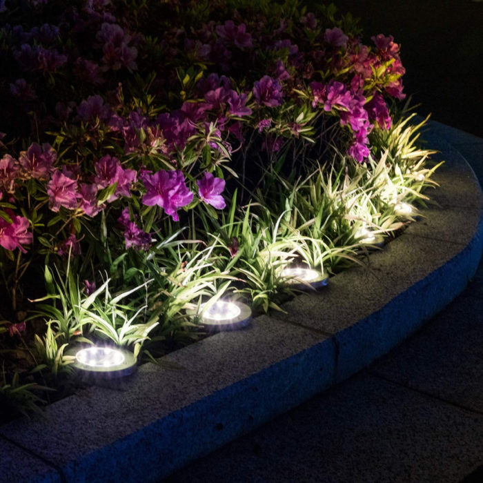 Solar Garden Lights Outdoor Decors