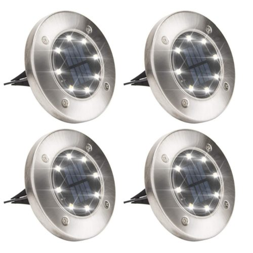 Solar Garden Lights Outdoor Decors