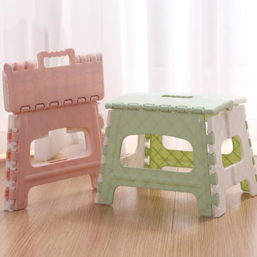 Plastic Stool Foldable and Portable
