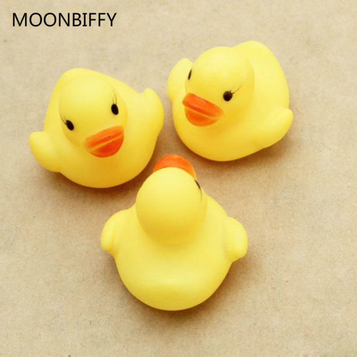 Rubber Duck Kids Bathroom Toys