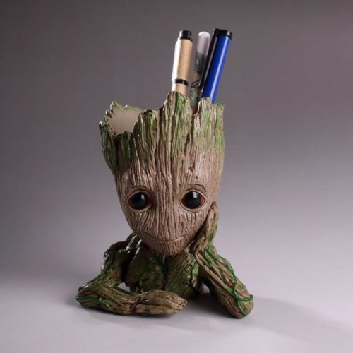 Groot Flower Pot Home Decoration