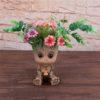 Groot Flower Pot Home Decoration