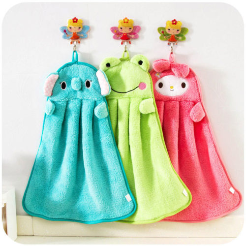Hand Towels Toddler's Essentials