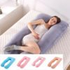 Body Pillow U-Shaped Maternity Support