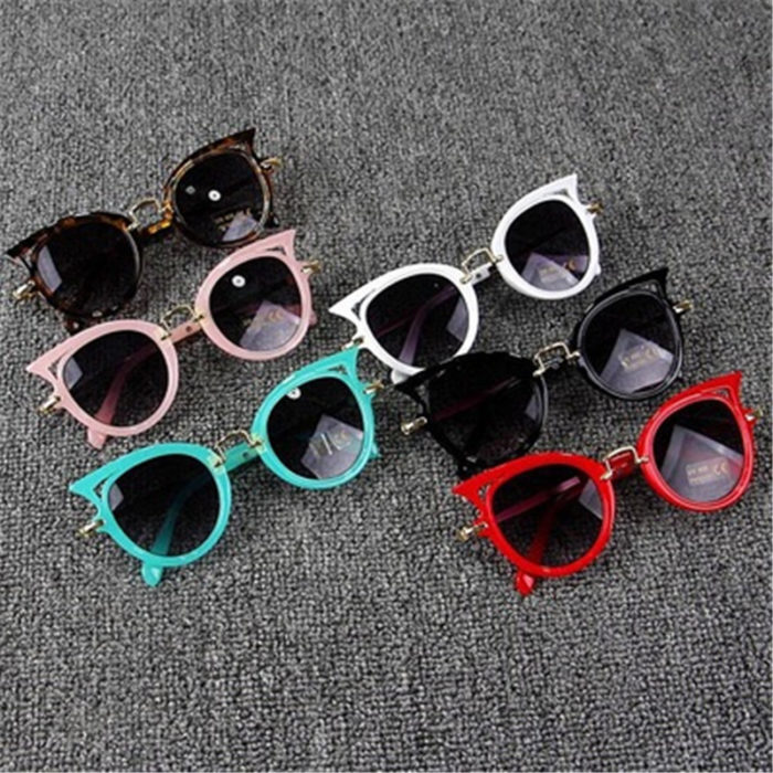 Kids Sunglasses Girls Cute Shades