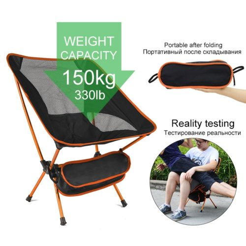 Portable Chair Ultralight Folding Seat
