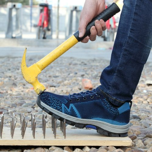Safety Shoes For Men Anti-Slip Wear