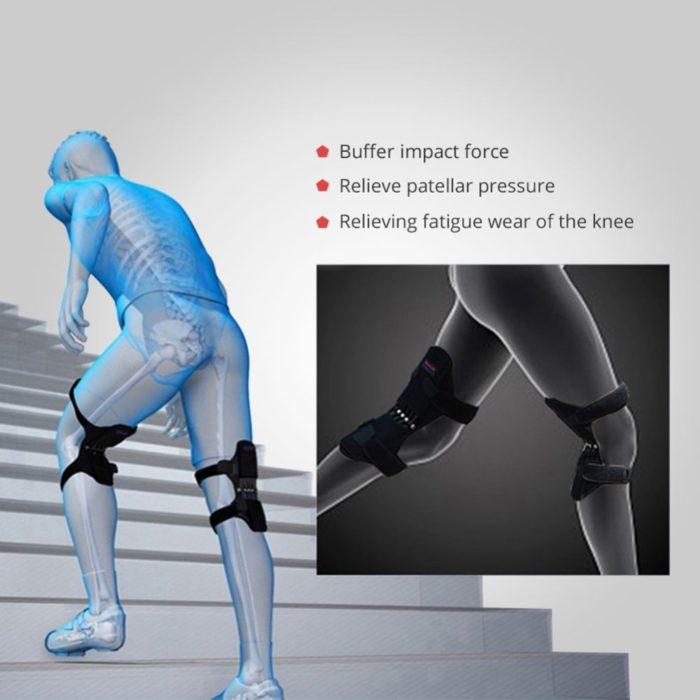 Knee Wraps Powerlift Joint Booster