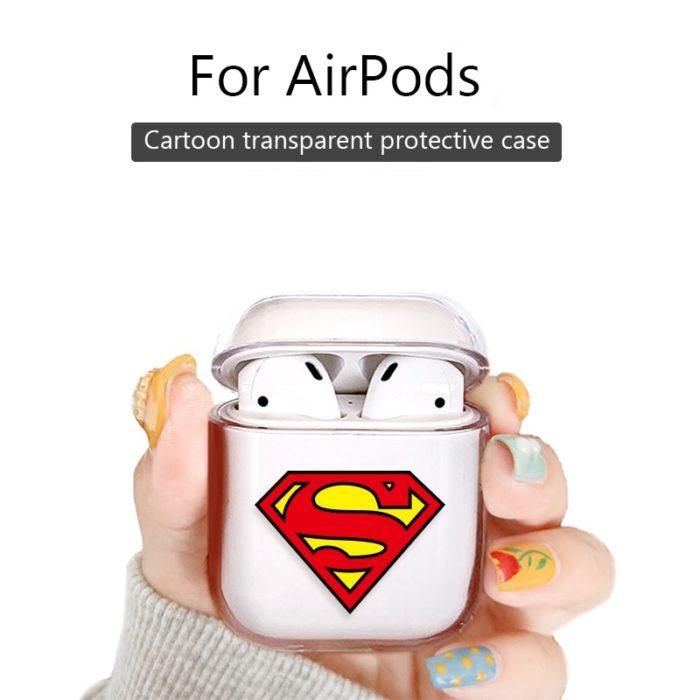 Airpod Case Cartoon Earphone Holder