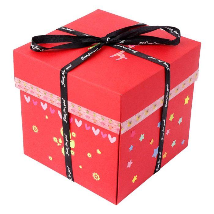 Explosion Gift Box DIY Photo Box