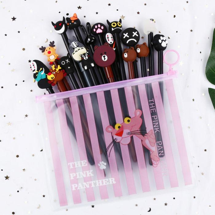 Fancy Pens Assorted Kawaii Gel Pen (20 Pieces)