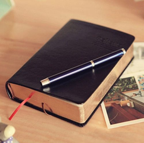 Leather Bound Journal Diary Notebook