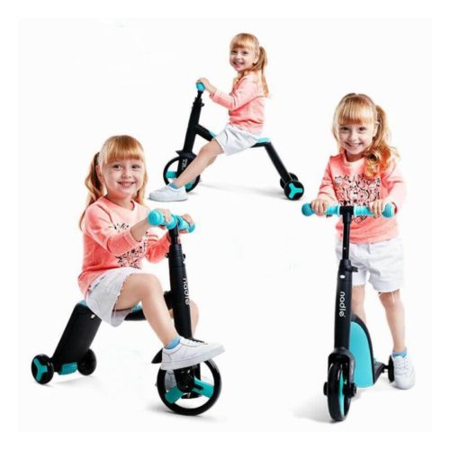 Kids Scooter Convertible Trike