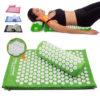 Yoga Mat Lotus Spike Acupressure Set