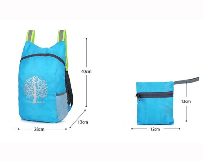 Packable Backpack Outdoors Bag