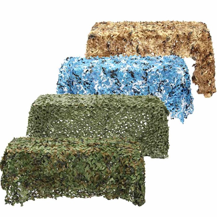 Camouflage Netting Outdoor Accessories