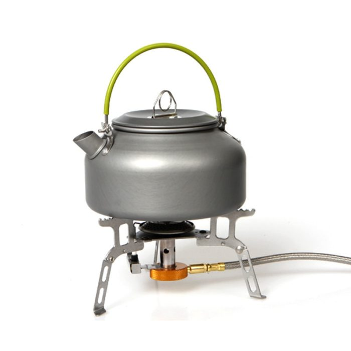Camping Kettle Aluminum Water Pot