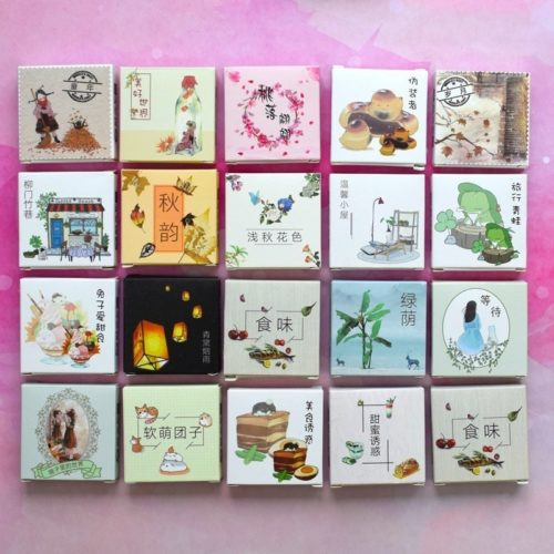 Cute Stickers DIY Album Decorations