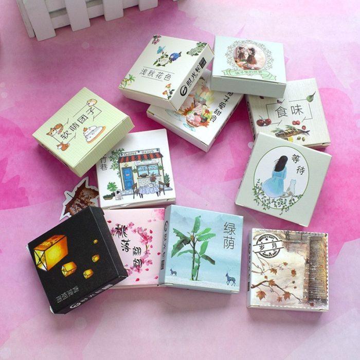 Cute Stickers DIY Album Decorations