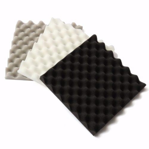 Acoustic Foam 6PC Soundproofing Mats