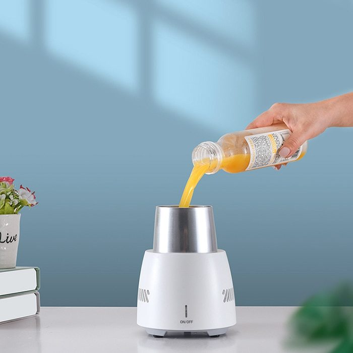 Beverage Cooler Portable Cooling Cup