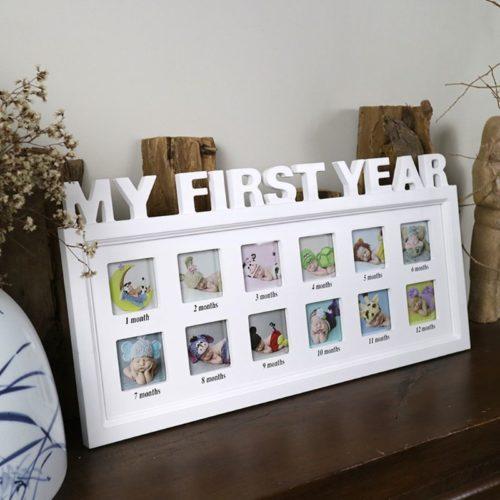 Multi Picture Frames Baby Souvenir