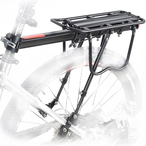 Rear Bike Rack Luggage Carrier