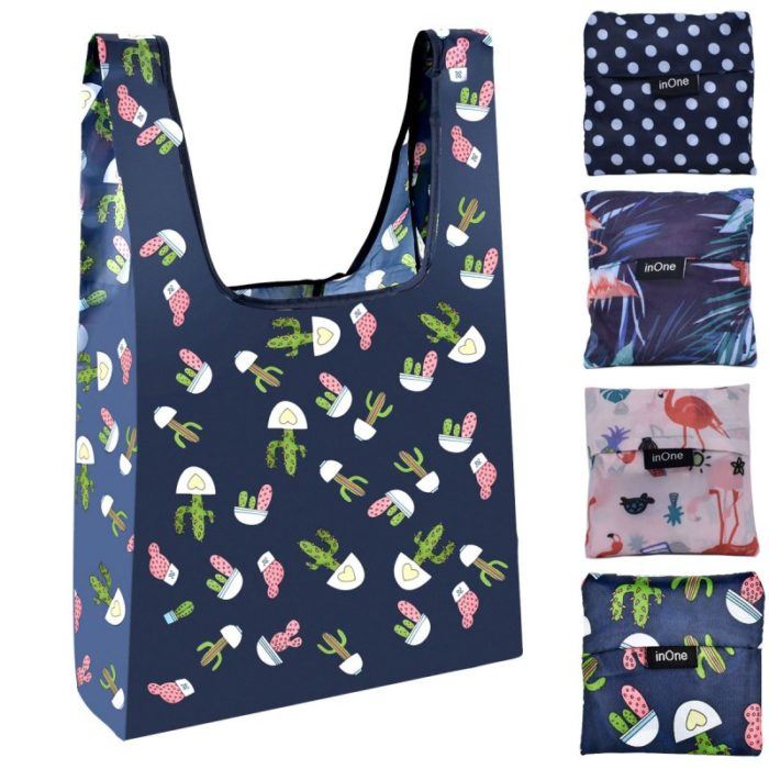 Grocery Bag Stylish and Foldable