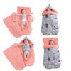 Baby Sleeping Bags Newborn Blankets